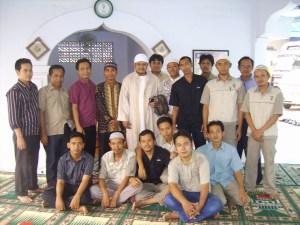 Rekan-rekan Enesis dan Ust. Reza M Syarief