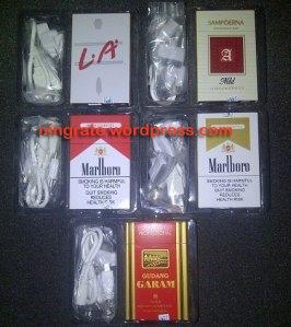 Powerbank rokok model lainnya